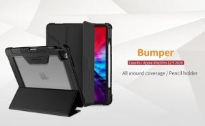 "Bao da Nillkin PAD CASE chống sốc iPad 12.9"" (2020)"